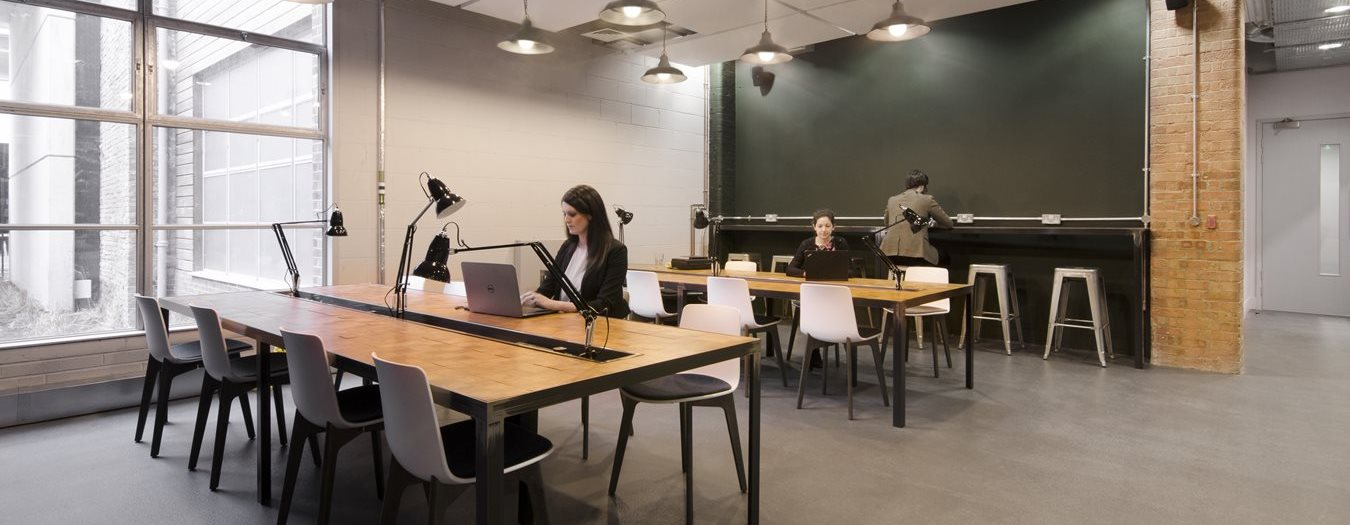 Club Workspace - Bankside, London
