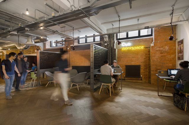Club Workspace - Bethnal Green, London