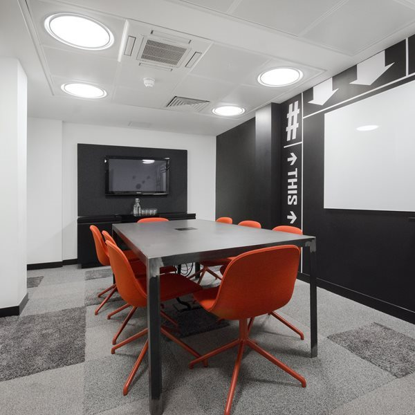 Club Workspace - Fleet Street, London