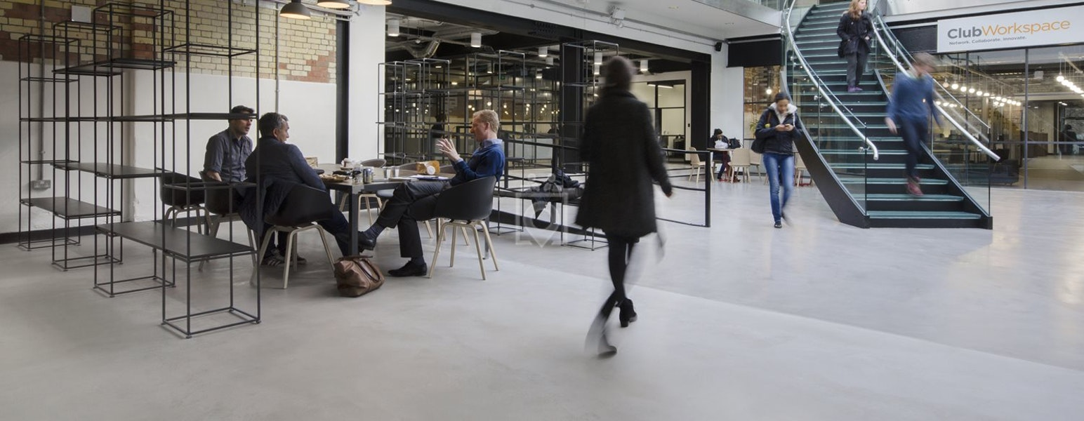 Club Workspace - Kennington, London