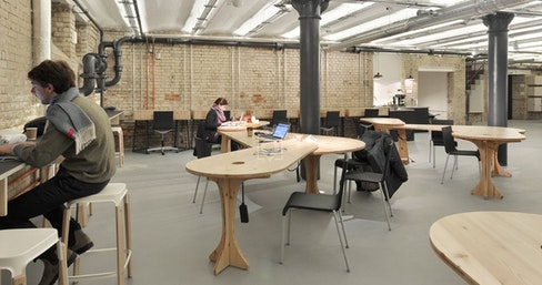Club Workspace - Southbank, London | coworkspace.com