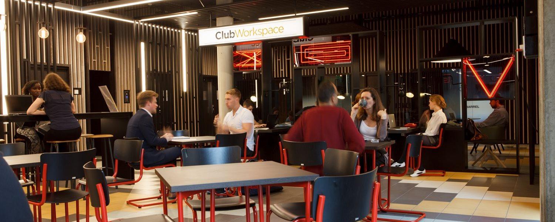 Club Workspace - Vauxhall, London