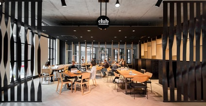 Club Workspace - Vauxhall, London | coworkspace.com