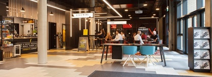 Club Workspace - Vauxhall