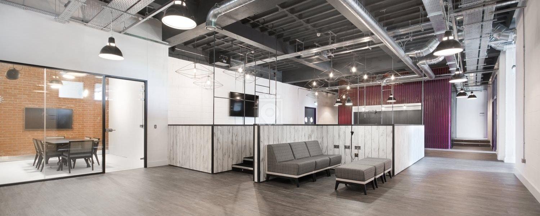 Club Workspace - West Chiswick, London