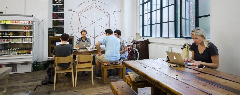 Club Workspace - West Dulwich, London
