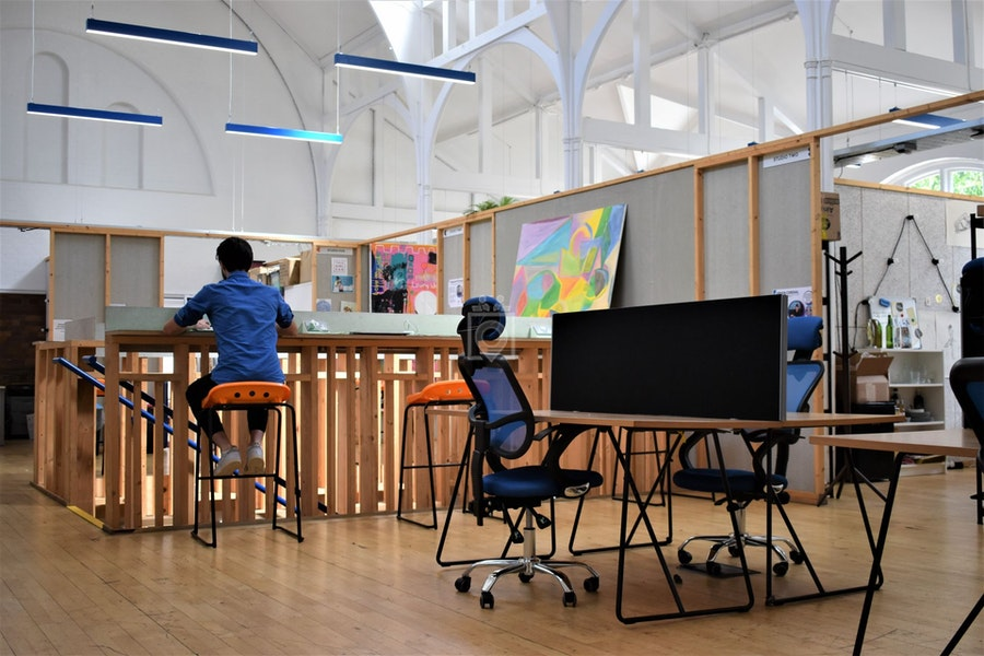 Enterprise Hub at the Granville, London