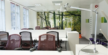 eOffice - Holborn, London | coworkspace.com