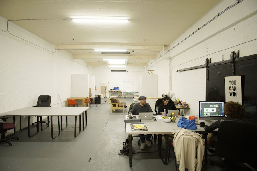 Grow Coworking Space, London