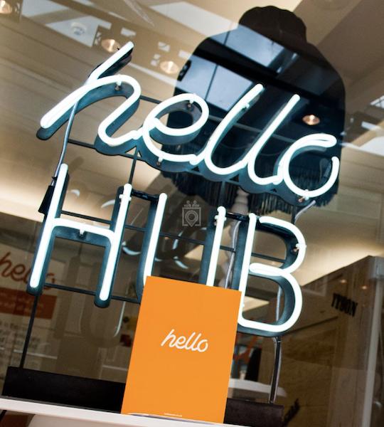 Hello Work - London, London