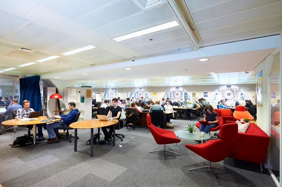 Innovation Warehouse, London