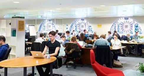 Innovation Warehouse, London | coworkspace.com