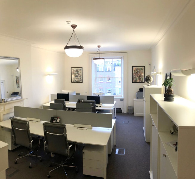 ITS OFFICE, London