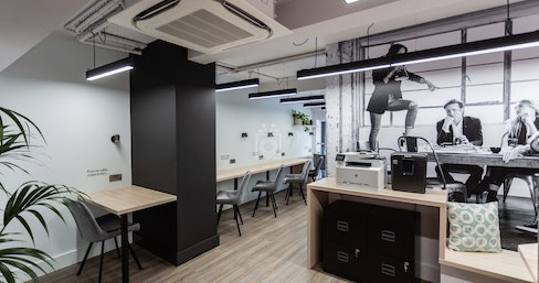 JOVA London - Marylebone, London | coworkspace.com