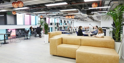 LABS London Atrium, London | coworkspace.com