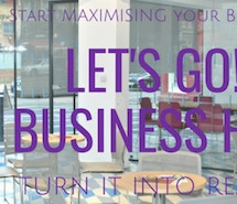 Let's Go! Business Hub profile image
