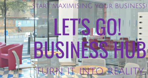 Let's Go! Business Hub, London | coworkspace.com