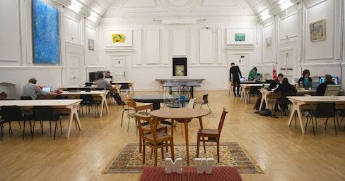 Maker Wharf, London | coworkspace.com