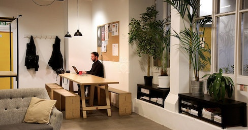 Makerversity, London | coworkspace.com