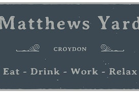 Matthews Yard, Teddington