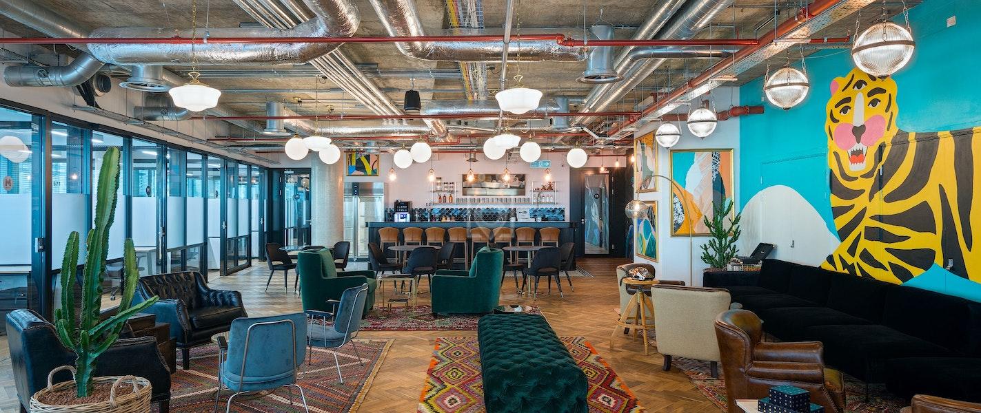 Mindspace Aldgate, London