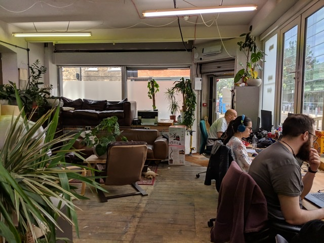 Ministry of Startups HQ, London