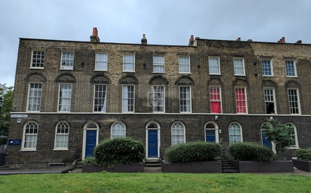 Ministry of Startups - Philpot Terrace, London