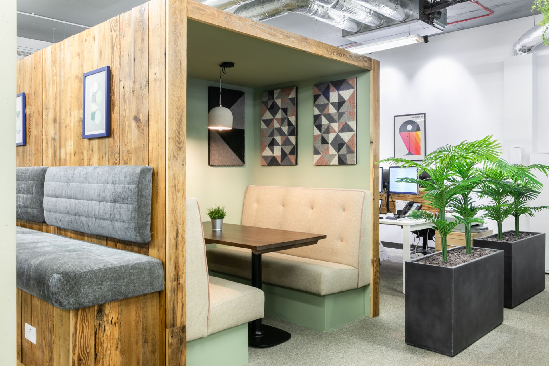 Moneypenny Workhub, London