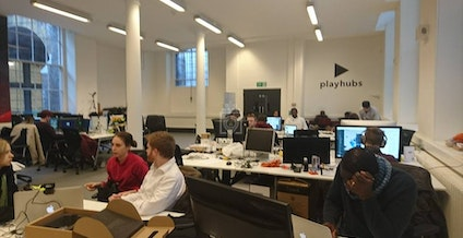 Play Hubs, London | coworkspace.com