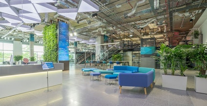 Plexal, London | coworkspace.com