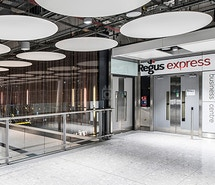 Regus Express - Heathrow, Terminal 5 Regus Express profile image