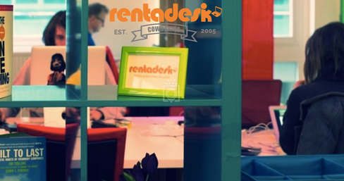 Rentadesk, London | coworkspace.com
