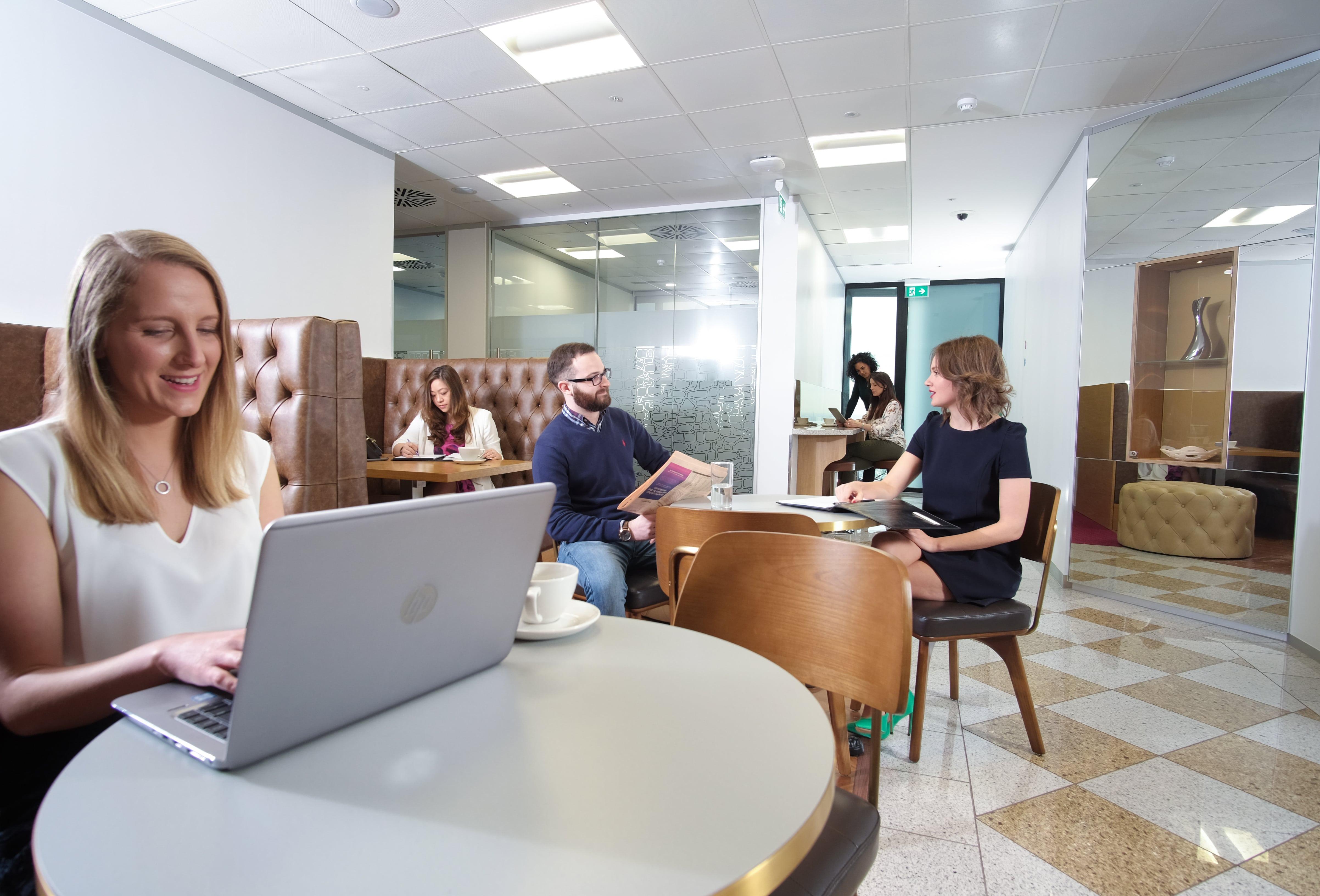Servcorp The Leadenhall Building, London