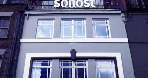 SOHOST, London   coworkspace.com