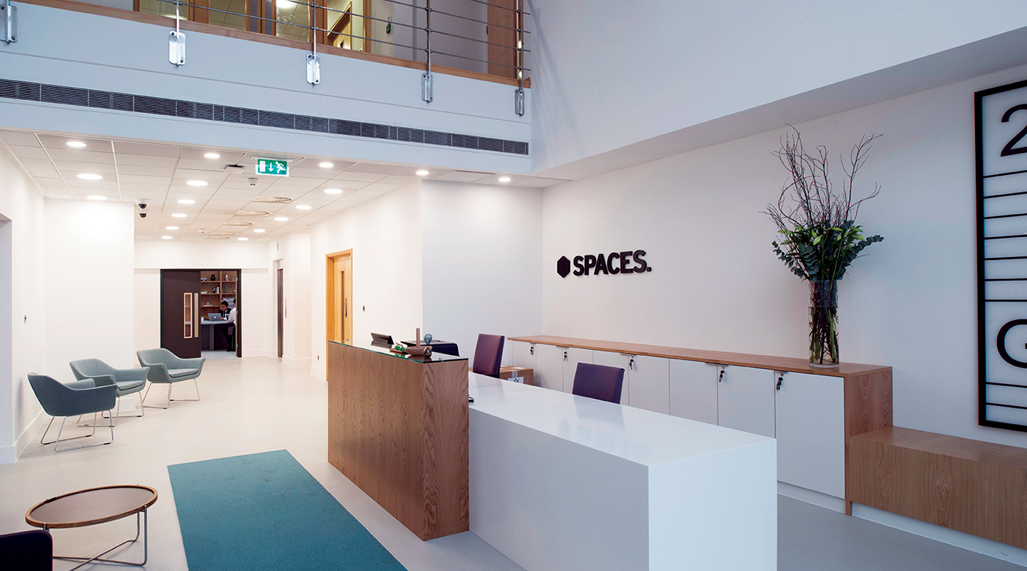 Spaces Works Gerrards Cross Chalfont Park, London