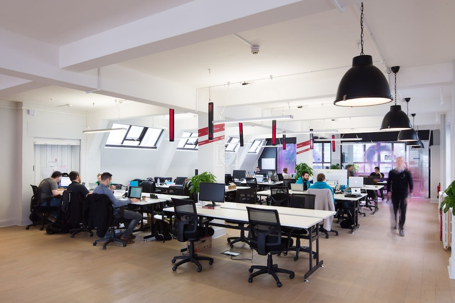 Techspace - Commercial Road, London