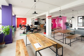 Techspace - Commercial Road, Soho