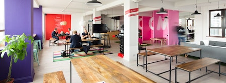 Techspace - Commercial Road