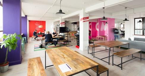 Techspace - Commercial Road, London | coworkspace.com