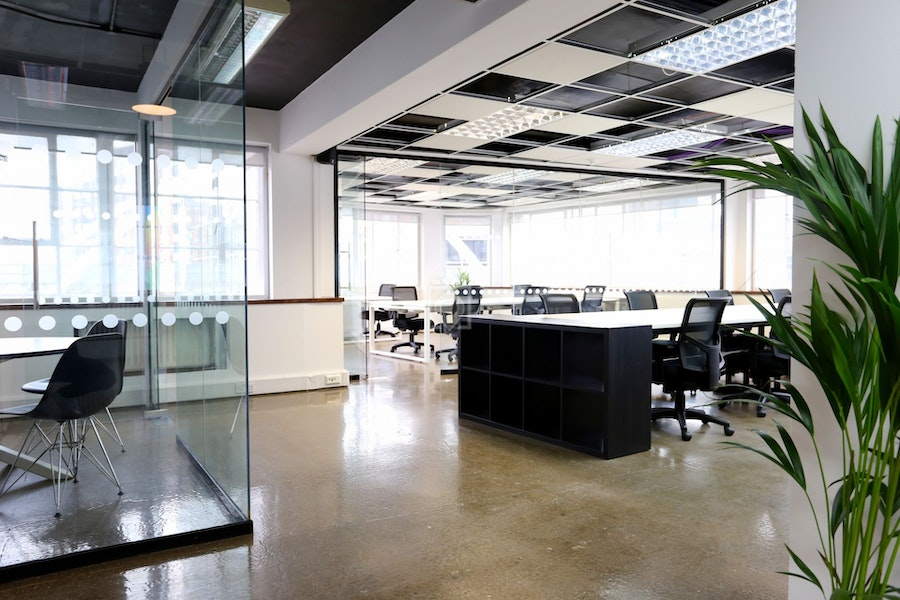 Techspace - Great Eastern Street, London