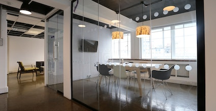 Techspace - Great Eastern Street, London | coworkspace.com