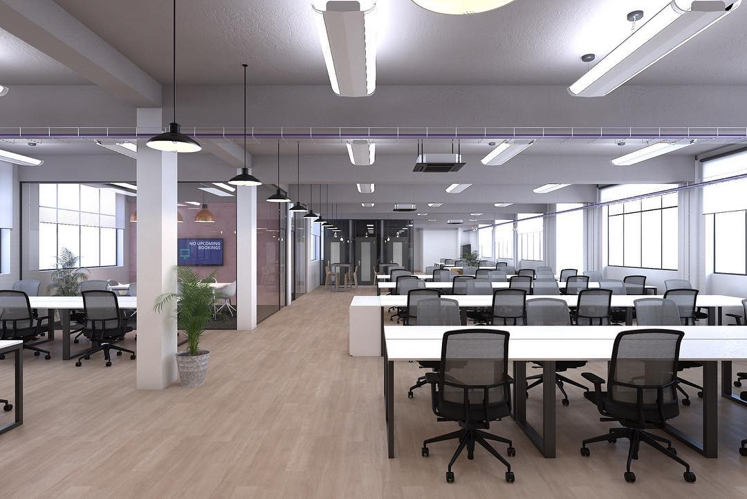 Techspace - Hoxton, London, London