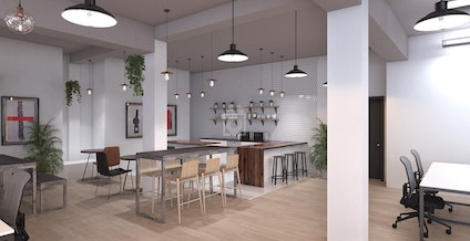 Techspace - Hoxton, London, London | coworkspace.com
