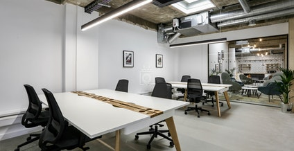 Techspace - Luke street, London | coworkspace.com