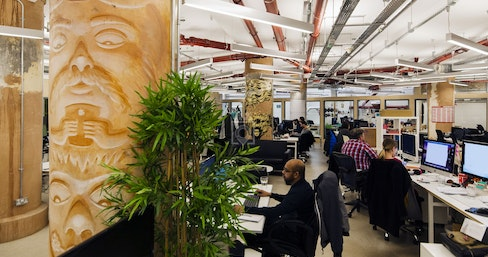 The Brew Eagle House, London | coworkspace.com
