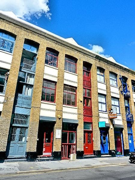 The Brew - Leonard Street, London
