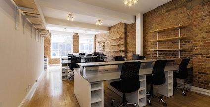 The Brew - Leonard Street, London | coworkspace.com