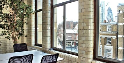The Brew - Leonard Street, London | coworkspace.com