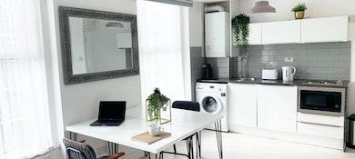 the Co-Dalston temporary studio workspaces