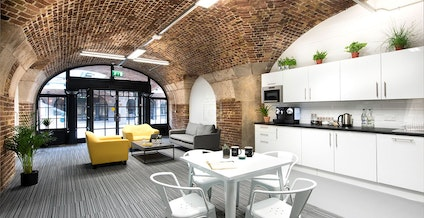 The Dock, London | coworkspace.com